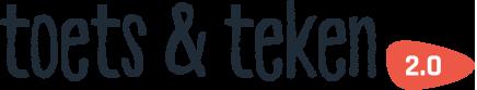 Toets & teken Logo